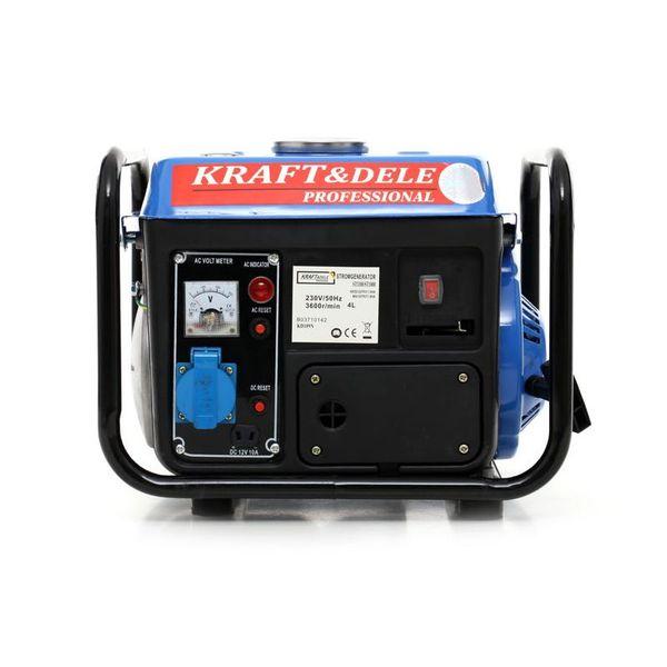 Agregat Prądotwórczy 1500W 2km Generator prądu zdjęcie 1