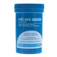 Formeds Bicaps Mag B6 (Cytrynian magnezu + witamina B6) - 60 kapsułek