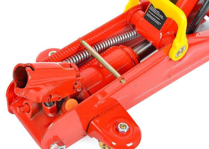 Podnośnik hydrauliczny żaba 2t MOCNY lewarek 8kg zdjęcie 6
