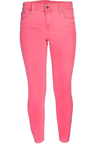 Gap Różowe Spodnie Jeansy - 44 / XXL zdjęcie 1