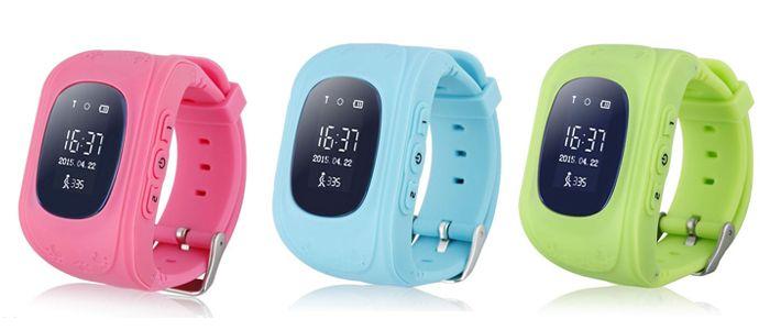 SmartWatch dla dzieci zegarek G36 z lokalizatorem GSM SIM T189 zdjęcie 2