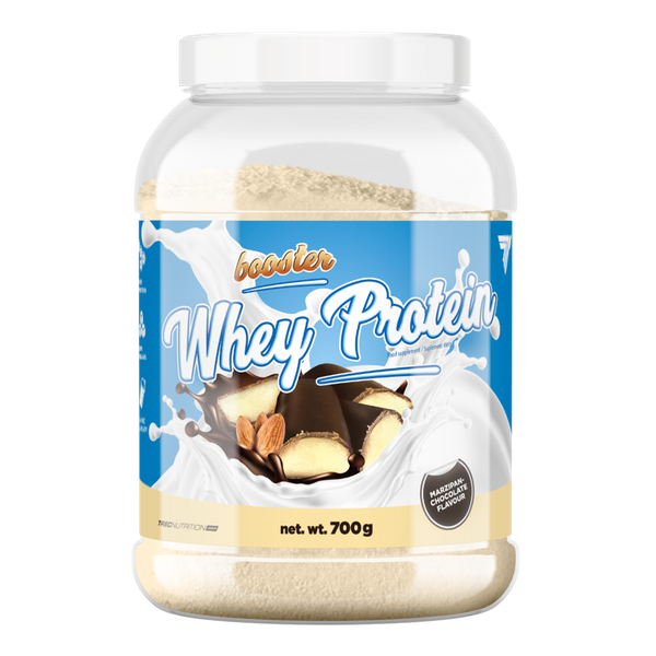 Trec - Booster Whey Protein - 700 g - Marzipan-Chocolate na Arena.pl