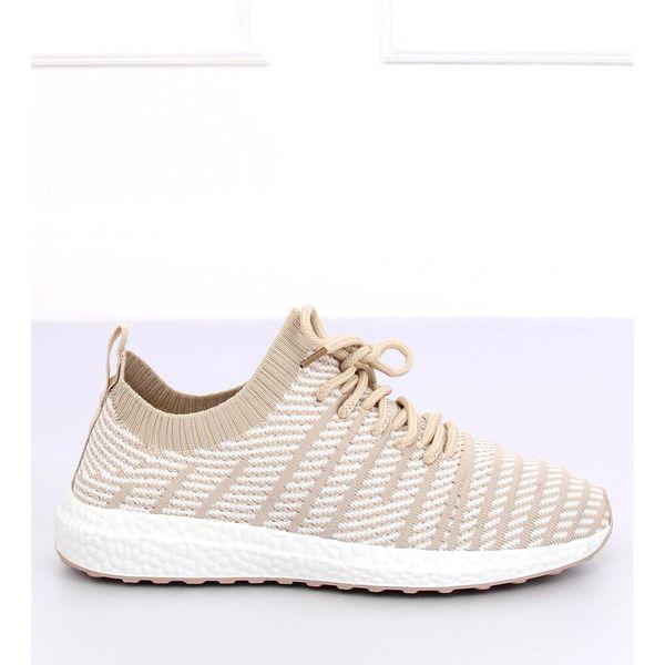 Buty sportowe beżowe HY2812 Beige r.39