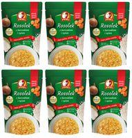 Zupa rosołek z kurczakiem i ryżem 450 g Profi x 6 791168