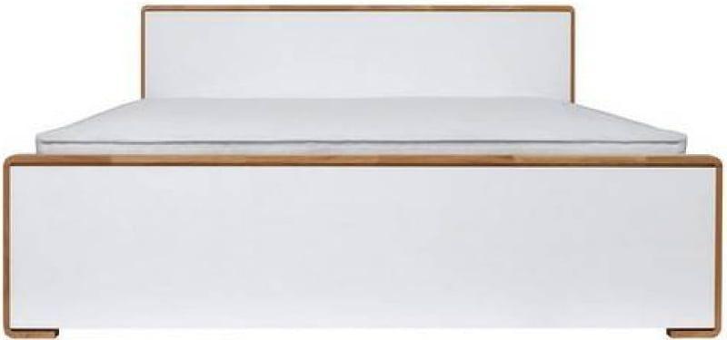 łóżko Sypialniane 160x200 Cm Dwuosobowe Bari Brw