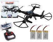DRON TD06 z Kamerą WiFi 6AxisGYRO 3Aku 1000mAh Z282