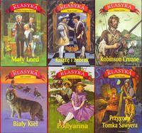 Klasyka zestaw 6 książek różni autorzy