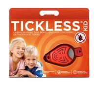 Tickless Kid odstraszacz kleszczy - Pomarańczowy