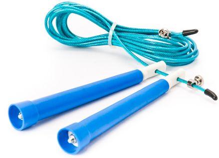 Skakanka Speed Rope Pro niebieska