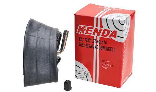 Dętka rowerowa 12 1/2 x 1,75-2 1/4  KENDA AV-35mm kątowy