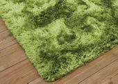 Dywan - Living Room Shaggy 120x170 - Green