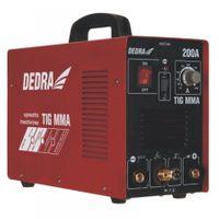 Dedra Desti200 Spawarka Inwertorowa Tig/mma 200A Ewimax Oficjalny Dystrybutor - Autoryzowany Dealer Dedra