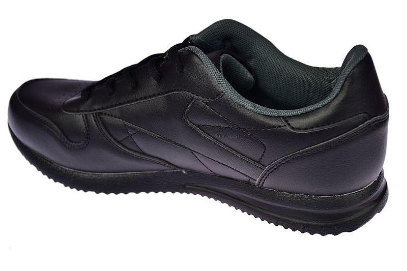 e5e26bfc59bd6 Duże rozmiary adidasy męskie czarne duży rozmiar DK 15534-2 rozm. 50  zdjęcie 2