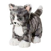 IKEA LILLEPLUTT kot kotek maskotka przytulanka