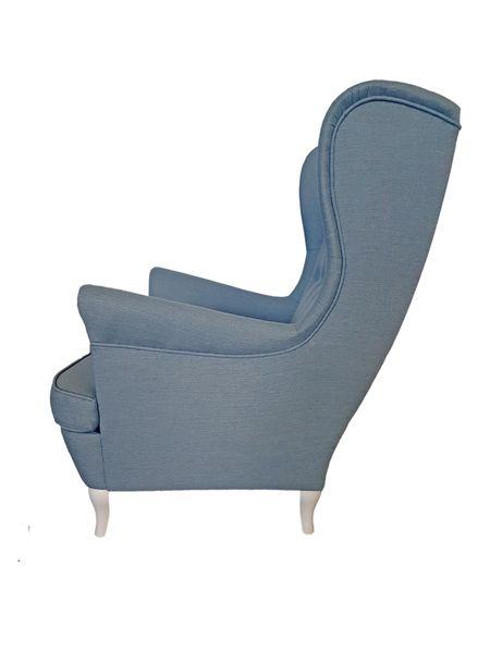 Fotel Uszak Skandynawski - stylowy design zdjęcie 17