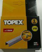 Zszywki Typ J 6mm 1000szt zdjęcie 2