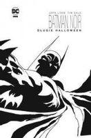 Batman Noir. Długie Halloween TW Jeph Loeb