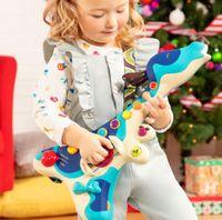 B.Toys Gitara piesek Woofer instrument dla dziecka