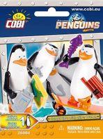 Figurka niespodzianka 2 Pingwiny z Madagaskaru