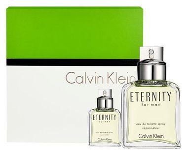Calvin Klein Eternity For Men Woda toaletowa 100ml zestaw upominkowy