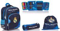 Plecak szkolny RM-71 Real Madryt w zestawie Z1