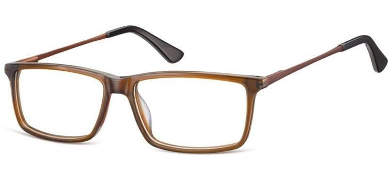 Korekcyjne oprawki okularowe damskie męskie granat zdjęcie 6
