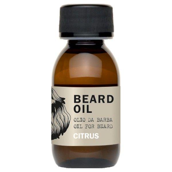 Olejek Zmiękczający do Brody Citrus - 50ml - Dear Beard zdjęcie 1