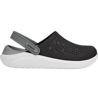 Crocs sandały męskie Literide Clog czarno-szare 204592 05M 42-43