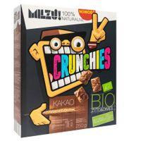 Płatki Crunchies Żytnio-Owsiane Z Kakao Milzu! Bio, 250G