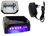 LAMPA LED CCFL UV DIAMOND 36W SENSOR RUCHU AUTOMAT WYSYŁKA GRATIS