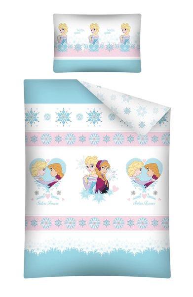 Pościel Dziecięca 100x135 Kraina Lodu Frozen Elsa Anna Arenapl