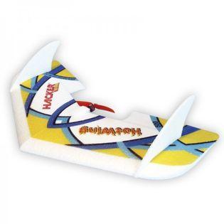 Hotwing Mini 500 ARF Yellow - Latające skrzydło Hacker Model