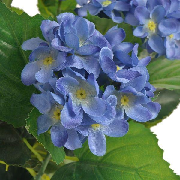 Sztuczna Roślina Hortensja W Doniczce 60cm