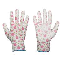 Rękawice ochronne PURE PRETTY poliuretan, rozmiar 7 (9944)