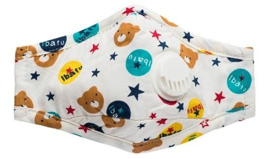 Maska Smog Limit Kids Teddy Bear