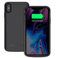 TECH-PROTECT BATTERY PACK 6000MAH IPHONE X/XS BLACK