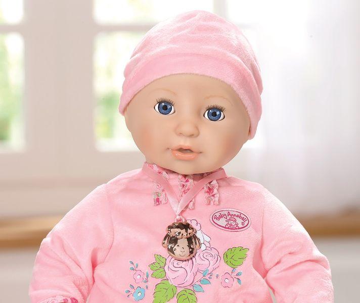 BABY ANNABELL LALKA INTERAKTYWNA 8 FUNKCJI GIRL 794401 zdjęcie 3