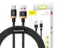 Kabel Baseus Ładowarka USB-C Huawei 5A SuperCharge