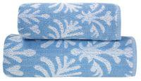 Ręcznik Kelly 70x140 Niebieski Frotex - Greno