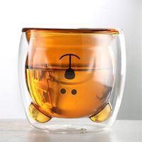 Kubek Do Kawy Lub Herbaty - MIŚ - Idealny Na Prezent Brązowy 201-300ml