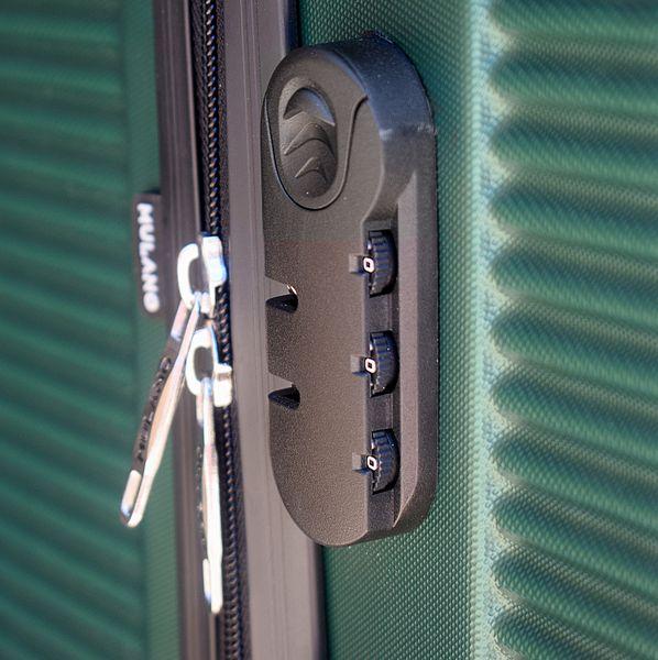 ZESTAW WALIZEK podróżnych walizka walizki XL + M ZIELONE zdjęcie 6