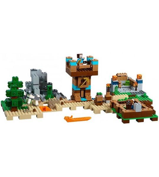 LEGO MINECRAFT 21135 Kreatywny Warsztat 2.0 zdjęcie 2