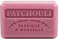 Mydło Marsylskie 125g patchouli - RÓŻOWE