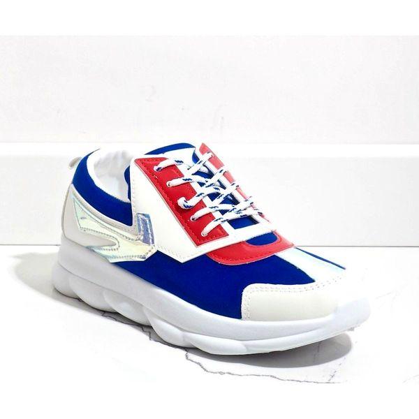 Białe sneakersy sportowe damskie W-3112 r.41 zdjęcie 2