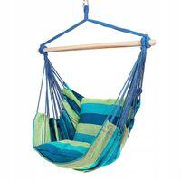 Krzesło brazylijskie z poduszkami PROMIS  HM100