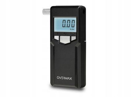Alkomat Elektrochemiczny Overmax Ad-06 +Kalibracja