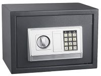 Sejf domowy z zamkiem elektronicznym 31x20x20cm