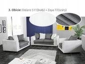 FOTEL GRAND - Sofa kanapa do salonu RÓŻNE KOLORY zdjęcie 3