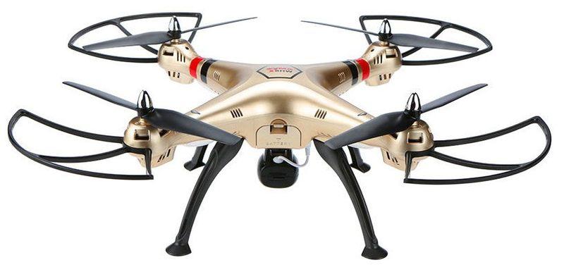 Dron SYMA X8HW Kamera FPV Podgląd na Żywo żyroskop zdjęcie 1