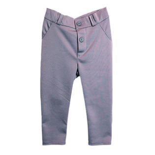 Spodnie eleganckie spodenki długie chłopięce